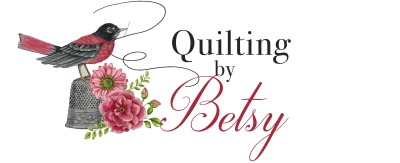 Quilting By Betsy- Longarm Quilting Services